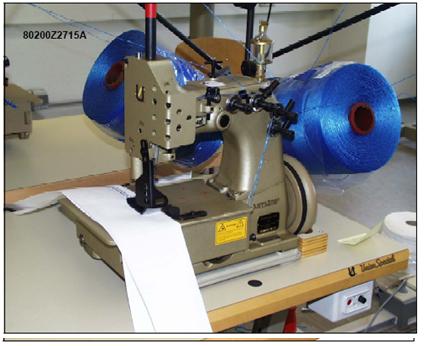 Maszyny do szycia worków i Big Bagów